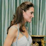 Catherine Duchess of Cambridge at In Kind Direct charity event at Clarence House  97234