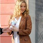 Kate Hudson on the set of Earthbound in New Orleans  54666