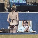 Kate Hudson in bikini with Matt Bellamy in Mexico during Super Bowl  104924
