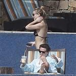Kate Hudson in bikini with Matt Bellamy in Mexico during Super Bowl  104931