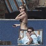 Kate Hudson in bikini with Matt Bellamy in Mexico during Super Bowl  104932