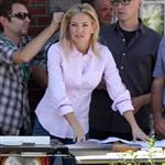 Kate Hudson on the set of Clear History 126771