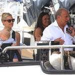 Kate Hudson on holiday with Matt Bellamy, baby Bing and Philip Green in the French Riviera  118475