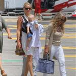 Kate Hudson on holiday with Matt Bellamy, baby Bing and Philip Green in the French Riviera  118485