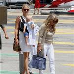 Kate Hudson on holiday with Matt Bellamy, baby Bing and Philip Green in the French Riviera  118486