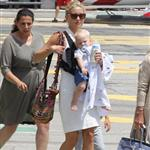 Kate Hudson on holiday with Matt Bellamy, baby Bing and Philip Green in the French Riviera  118488