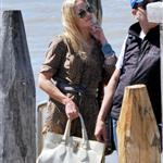 Kate Hudson arrives in Venice for the Venice Film Festival  124356