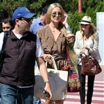 Kate Hudson arrives in Venice for the Venice Film Festival  124359