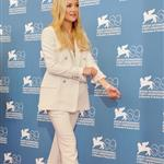 Kate Hudson at the Venice Film Festival for The Reluctant Fundamentalist photocall  124388