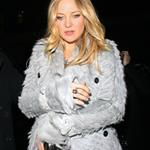 Kate Hudson Matt Bellamy have dinner with Goldie Hawn Kurt Russell in London 77681