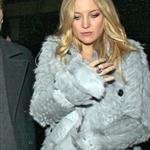 Kate Hudson Matt Bellamy have dinner with Goldie Hawn Kurt Russell in London 77683