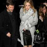Kate Hudson Matt Bellamy have dinner with Goldie Hawn Kurt Russell in London 77685