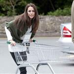 Kate Middleton goes shopping at Waitrose in Anglesey a week after wedding 84787