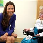 Catherine, Duchess of Cambridge visits The Treehouse Children's Hospice in Ipswich, England 109185