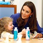 Catherine, Duchess of Cambridge visits The Treehouse Children's Hospice in Ipswich, England 109186