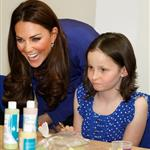 Catherine, Duchess of Cambridge visits The Treehouse Children's Hospice in Ipswich, England 109187