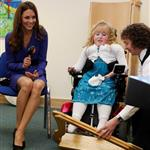 Catherine, Duchess of Cambridge visits The Treehouse Children's Hospice in Ipswich, England 109188