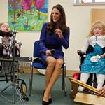 Catherine, Duchess of Cambridge visits The Treehouse Children's Hospice in Ipswich, England 109190