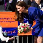 Catherine, Duchess of Cambridge visits The Treehouse Children's Hospice in Ipswich, England 109194