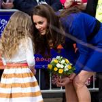 Catherine, Duchess of Cambridge visits The Treehouse Children's Hospice in Ipswich, England 109196