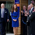 Catherine, Duchess of Cambridge visits The Treehouse Children's Hospice in Ipswich, England 109200