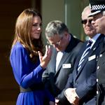 Catherine, Duchess of Cambridge visits The Treehouse Children's Hospice in Ipswich, England 109202