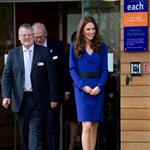 Catherine, Duchess of Cambridge visits The Treehouse Children's Hospice in Ipswich, England 109203