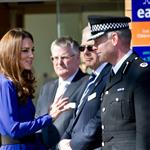 Catherine, Duchess of Cambridge visits The Treehouse Children's Hospice in Ipswich, England 109205