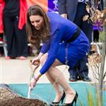 Catherine, Duchess of Cambridge visits The Treehouse Children's Hospice in Ipswich, England 109211