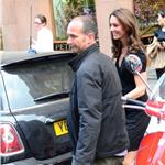 Kate Middleton shops on the high street before wedding  83510