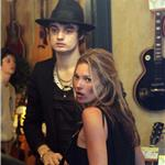 Pete Doherty and Kate Moss 74021