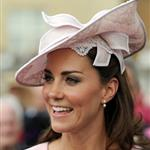 Catherine, Duchess of Cambridge at a garden party at Buckingham Palace 115893