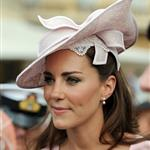 Catherine, Duchess of Cambridge at a garden party at Buckingham Palace 115899