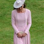 Catherine, Duchess of Cambridge at a garden party at Buckingham Palace 115903