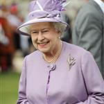 Queen Elizabeth II attends a garden party at Buckingham Palace  115913