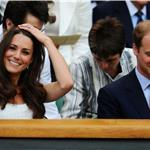 Prince William and Catherine at Wimbledon 2011 88434