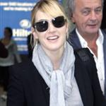 Kate Winslet at Heathrow airport 94862