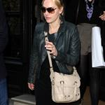 Kate Winslet leaving her hotel in London, UK 109815