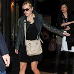 Kate Winslet leaving her hotel in London, UK 109817