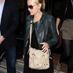 Kate Winslet leaving her hotel in London, UK 109819