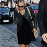 Kate Winslet leaving her hotel in London, UK 109821