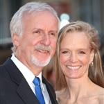 James Cameron and wife Suzy Amis in London at the Titanic 3D premiere 109967