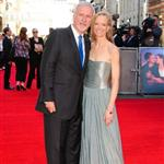 James Cameron and wife Suzy Amis in London at the Titanic 3D premiere 109968