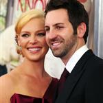 Katherine Heigl with her husband at Life As We Know It premiere  69896