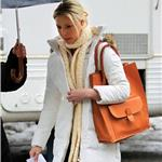 Katherine Heigl on the set of New Year's Eve to replace Halle Berry 78133