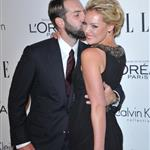 Katherine Heigl and Josh Kelley at the ELLE Women in Hollywood Tribute  96523