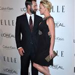 Katherine Heigl and Josh Kelley at the ELLE Women in Hollywood Tribute  96524