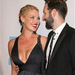 Katherine Heigl and Josh Kelley at the 2011 American Music Awards  98889