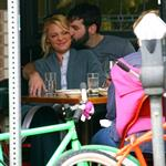 Katherine Heigl has lunch with husband Josh Kelley and her mother at Little Dom's 110147