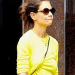 Katie Holmes runs errands in New York 122153